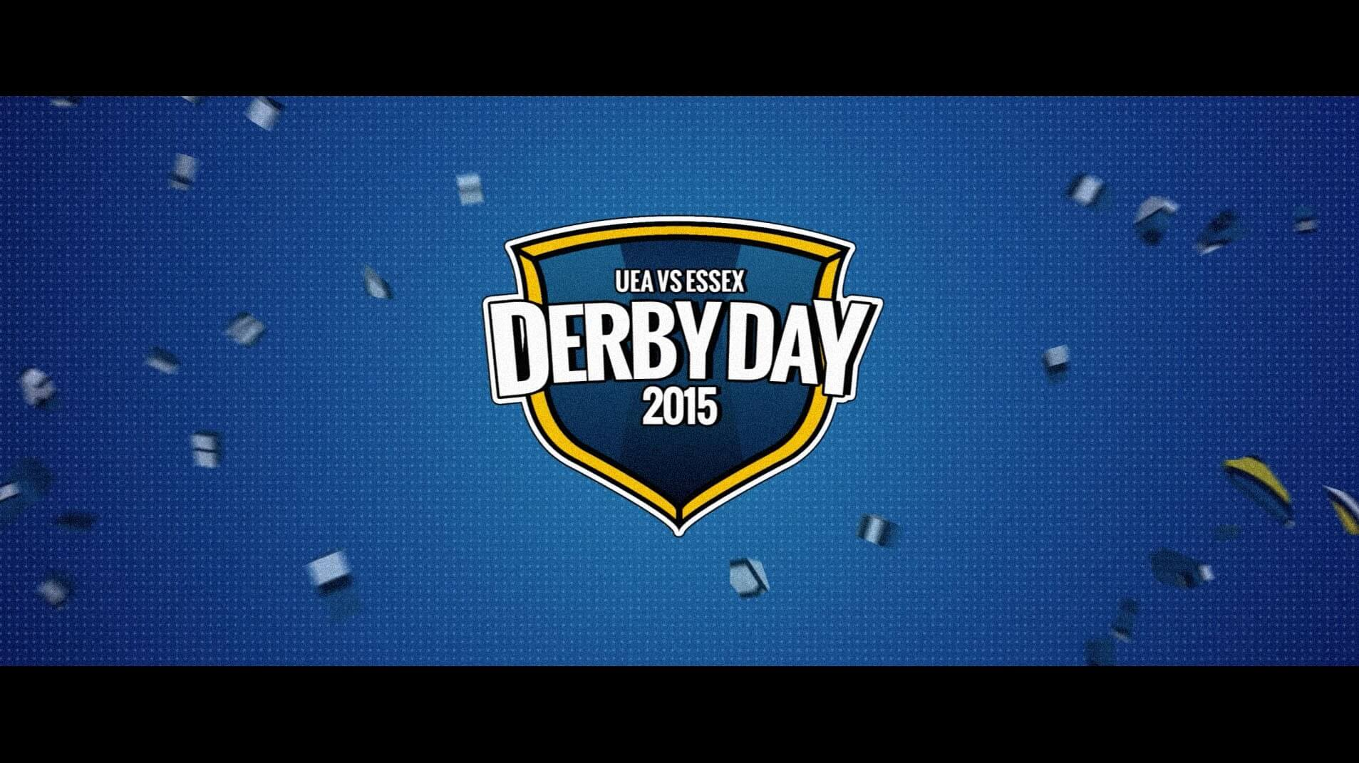 derby day players gonna play logo