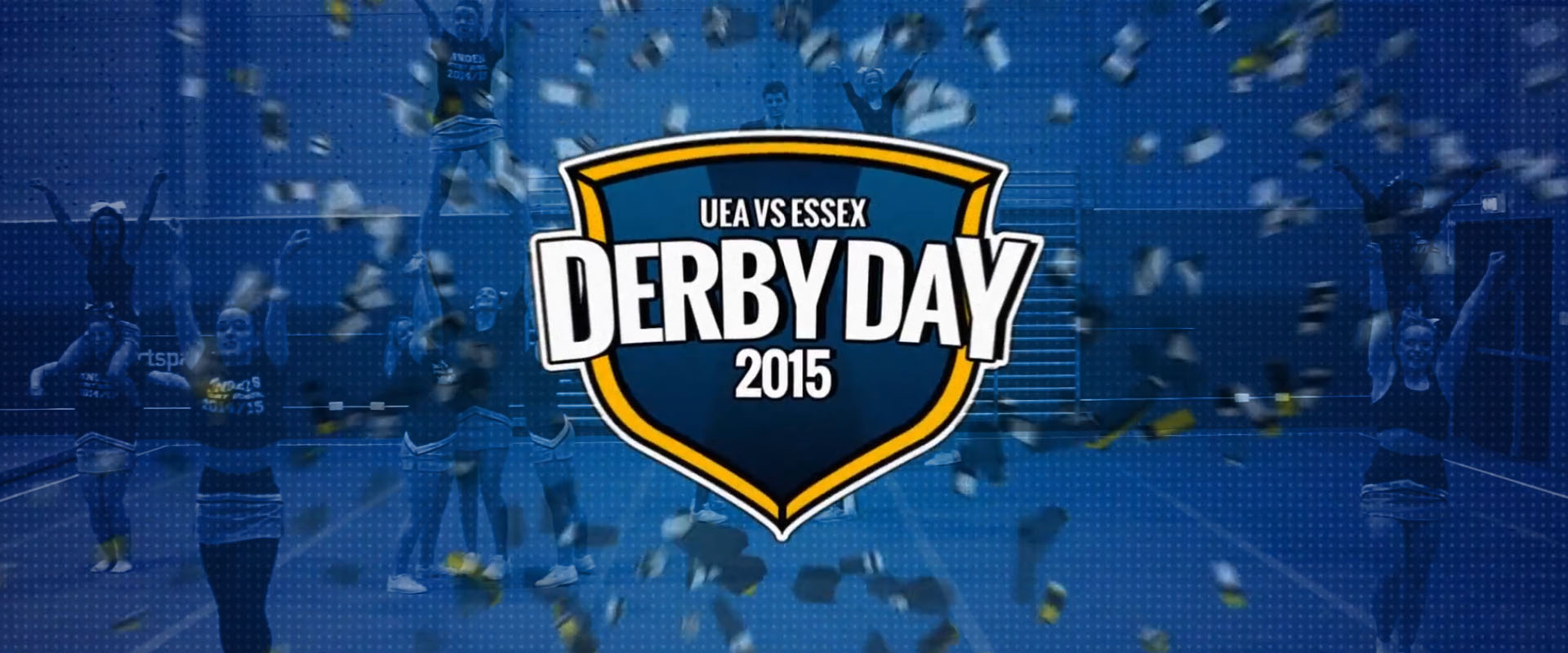 derby day uea essex taylor swift shake it off promo thumbnail