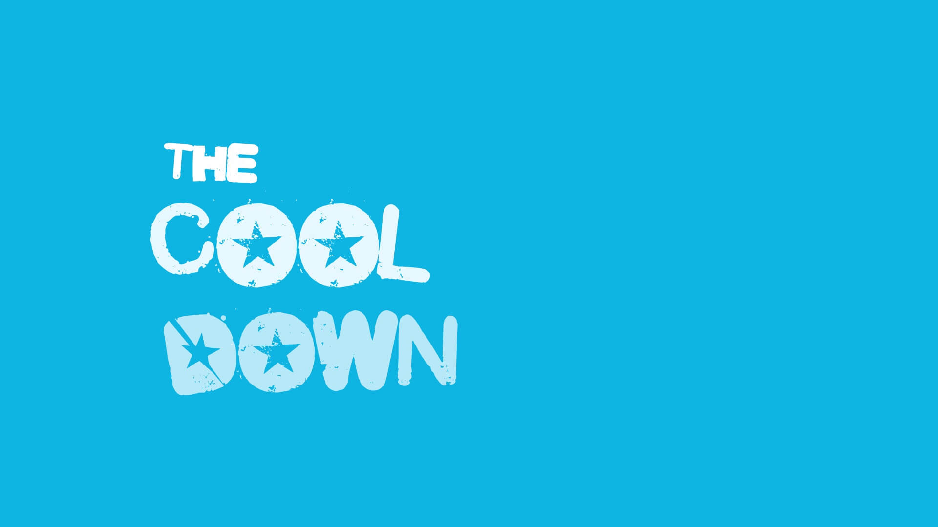 the cool down animation branding