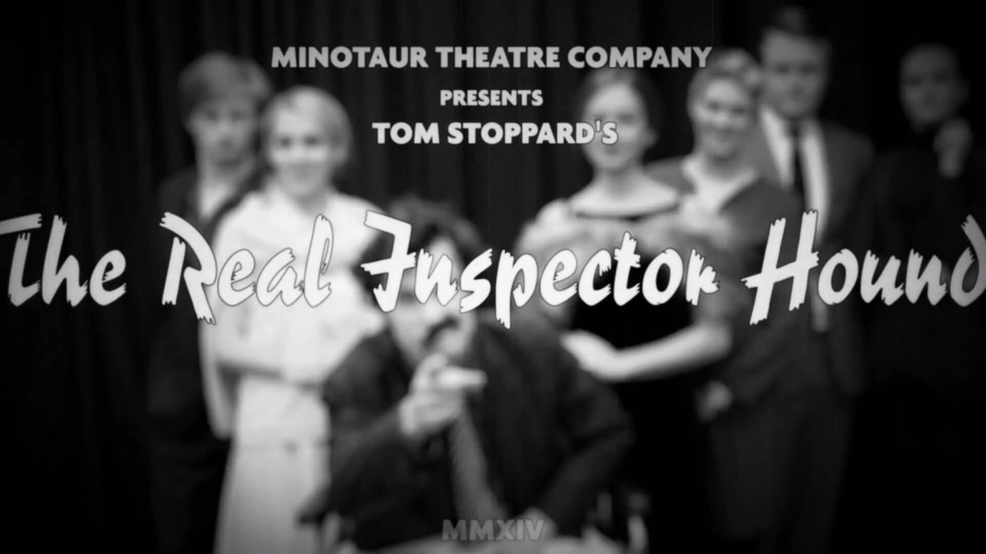 the real inspector hound trailer