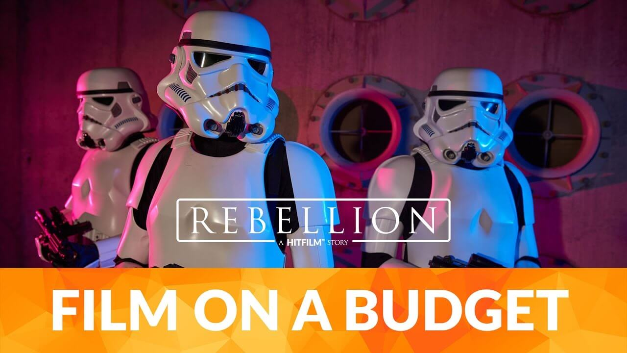 hitfilm rebellion on a budget