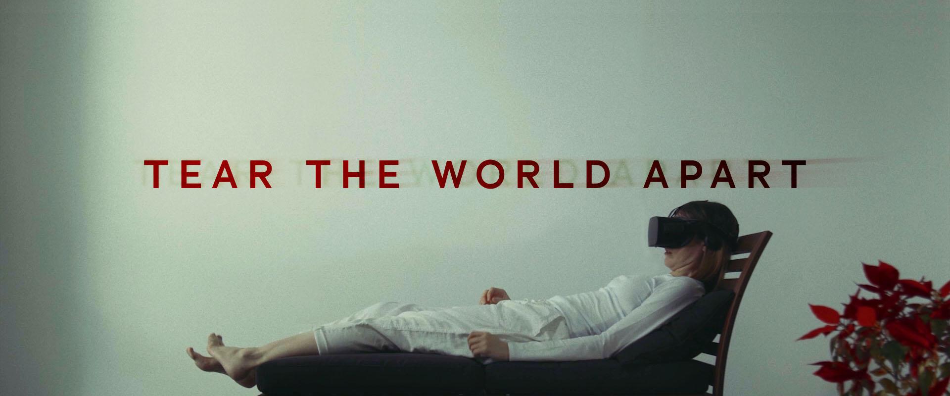 tear the world apart