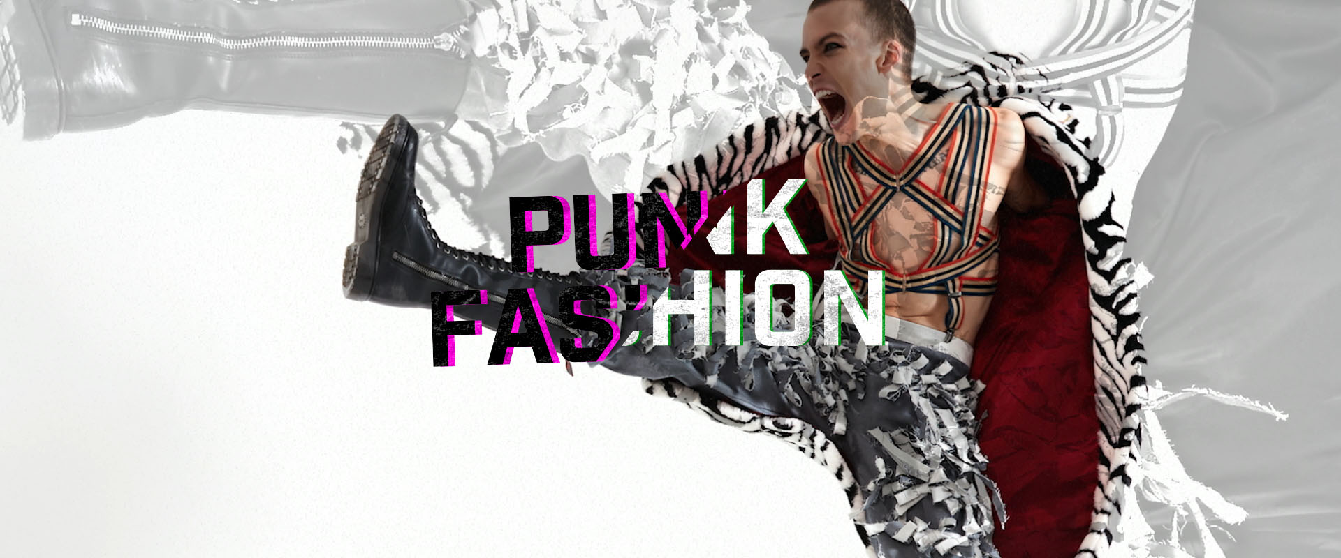 punk fashion stopmotion video thumbnail